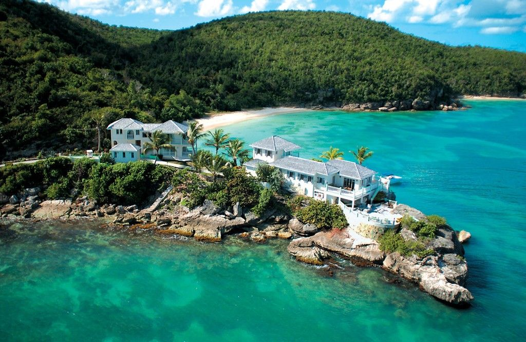 Wow this St. John villa is breathtaking!