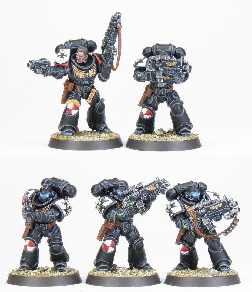 Black Templars Intercessor Squad