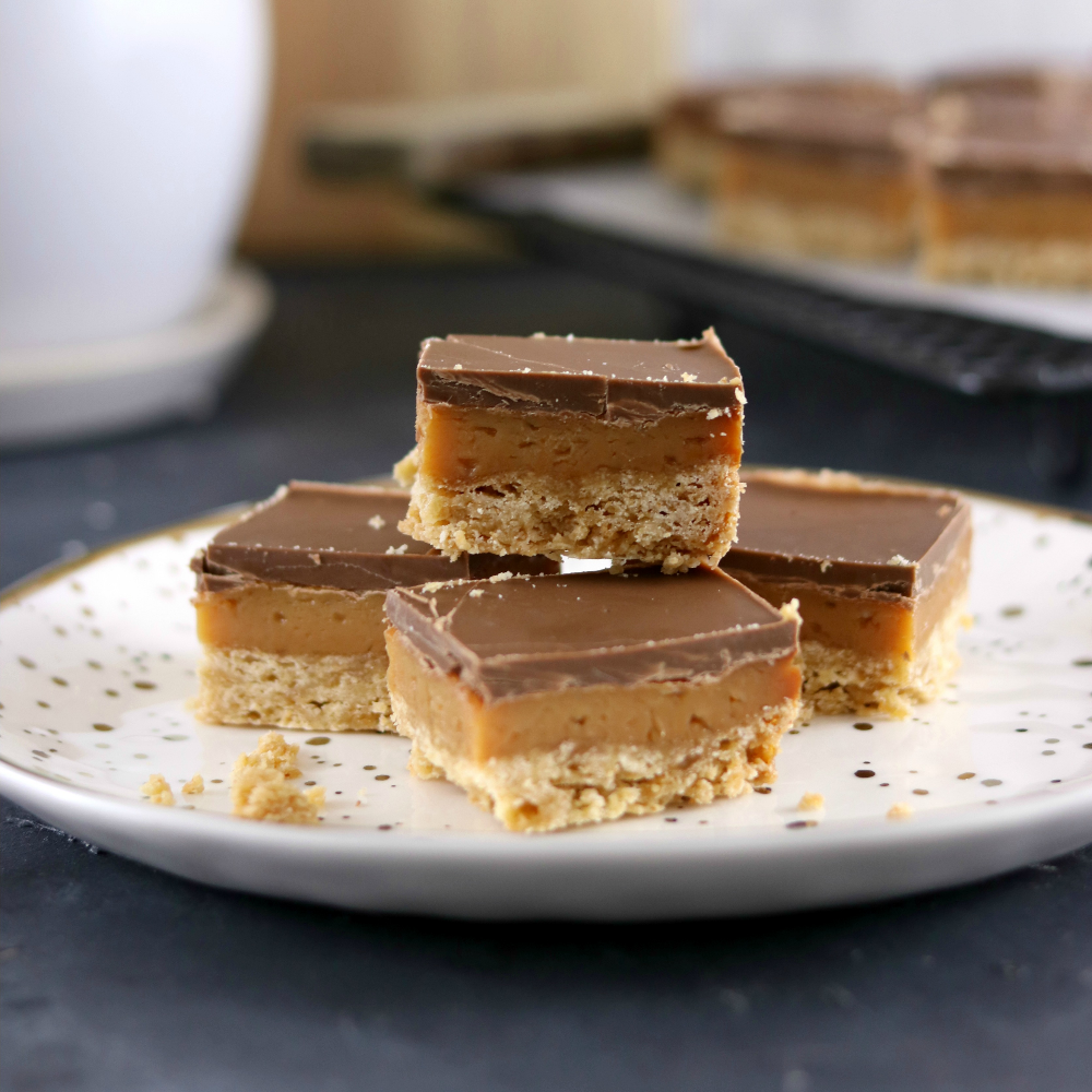 Recipe Easy Gluten Free Caramel Slice Egg Free Recipe Caramel Slice Slices Recipes Bake Sale Recipes