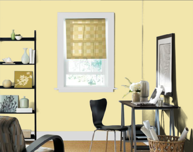 Sherwin Williams Glad Yellow In 2019 Room Paint Colors
