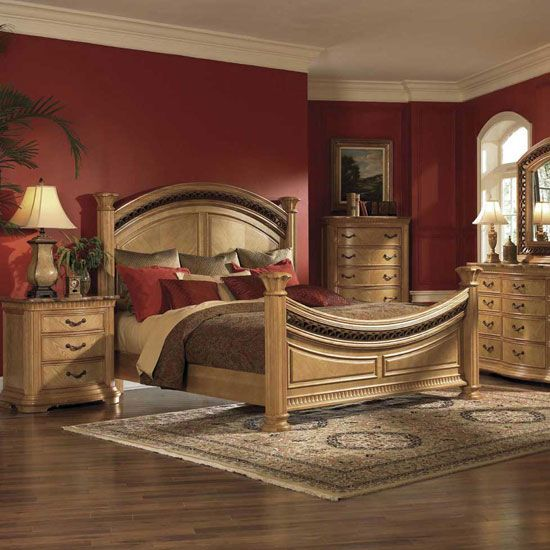 The Gorgeous Broyhill Plaza Del Sol Collection That Has Long Since Been Discontinued Home Master Bedroom Home Decor