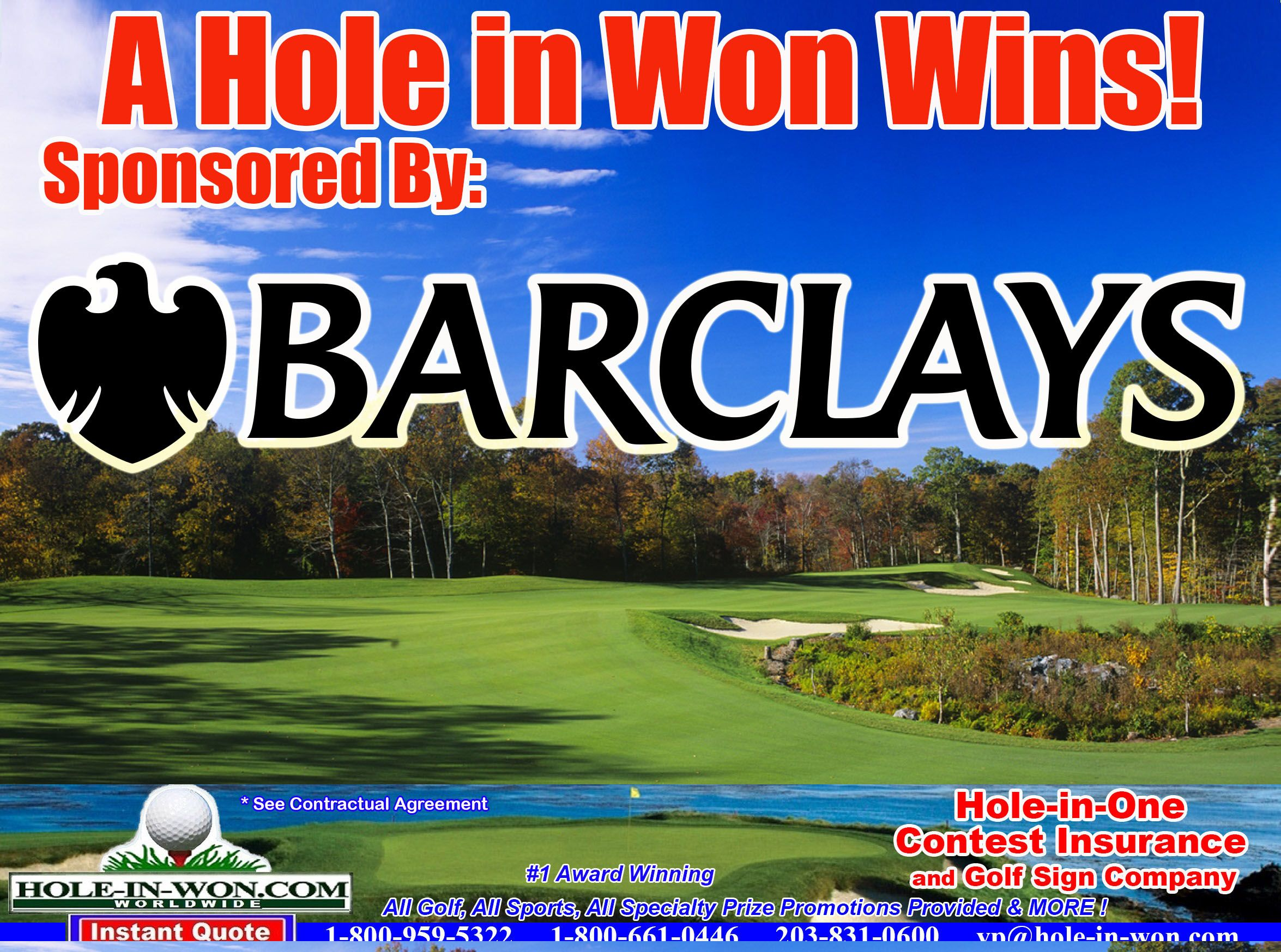 Charity Golf Day Hole In One Insurance Putting Contest Ideas For