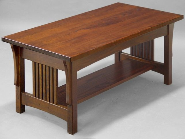 Mission Style Coffee Table Coffee Table Mission Style Furniture Craftsman Style Furniture