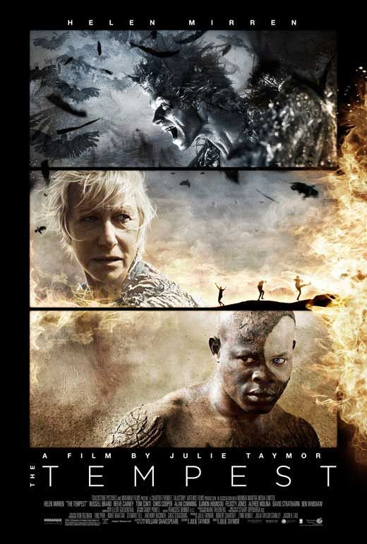The Tempest 27x40 Movie Poster (2010)