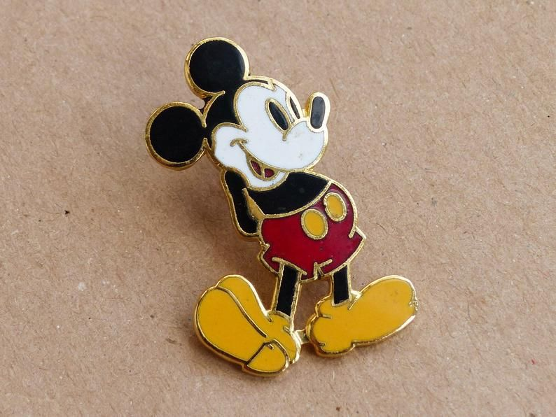Disney Gift Vintage Mickey Mouse Cutlery