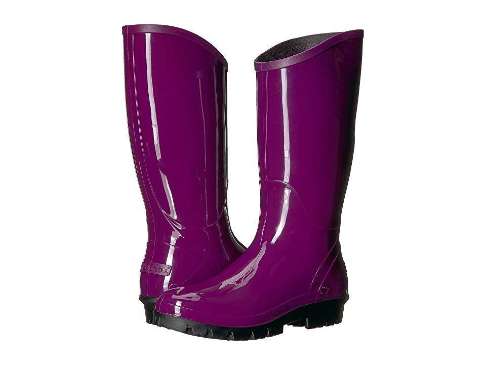 2a6ff07f072 Columbia Rainey Tall (Dark Raspberry/Black) Women's Rain Boots ...