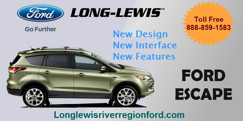 advanced technology ford escape for sale in alabama ford escape ford technology pinterest