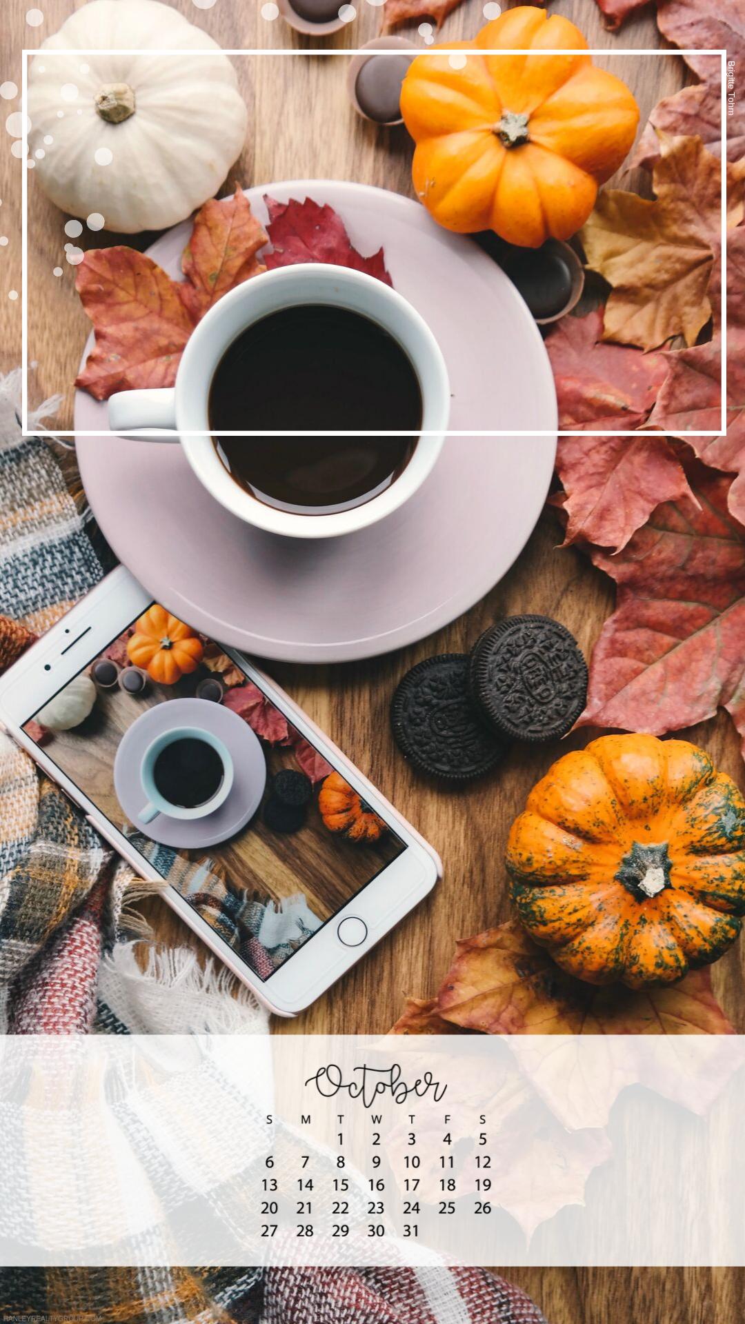October wallpaper, fall wallpaper, october background