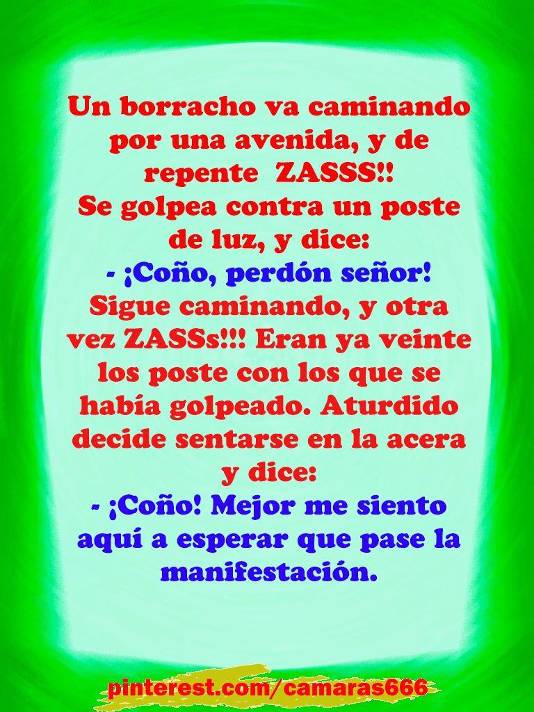 Chistes De Borrachos Manisfestacion Chistes Borrachos Frases De Borrachos Chistes
