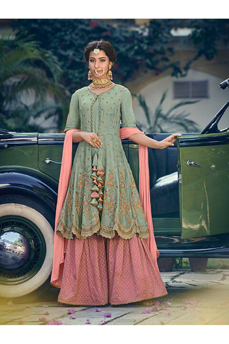 9c5fc196e3 Maskeen Riwaayat By Maisha Indian Dress Eid Collection 2019 6905 #Maisha  #Maskeen #EidCollection2019