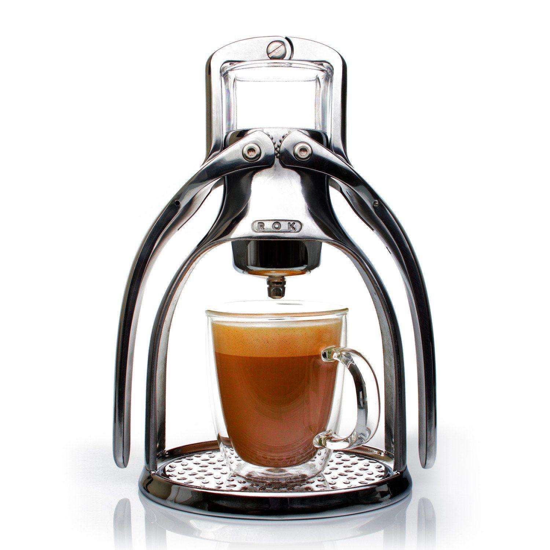 Rok espresso maker espresso maker and espresso