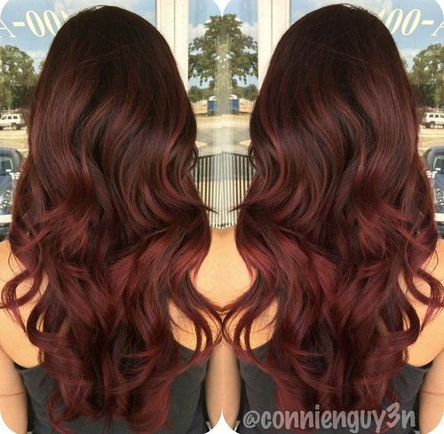 Best Auburn Hair Color For Dark Brown 1000 Images About Thirty Something On
