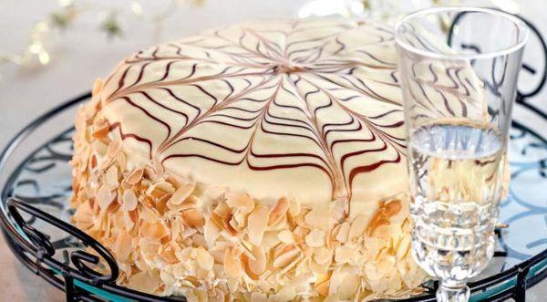 торт эстерхази рецепт с фото как в турции