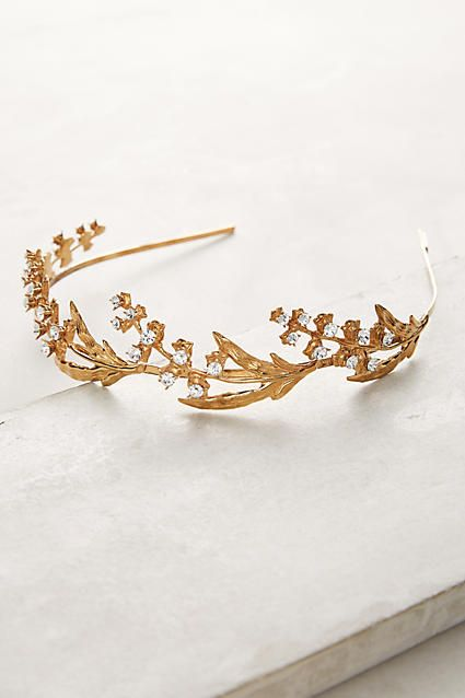 Lily Of The Valley Headband  999e44759ca