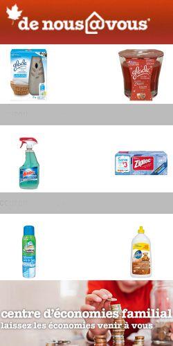 Coupons pour produits Johnson & Johnson  http://rienquedugratuit.ca/coupons/produits-johnson-johnson/