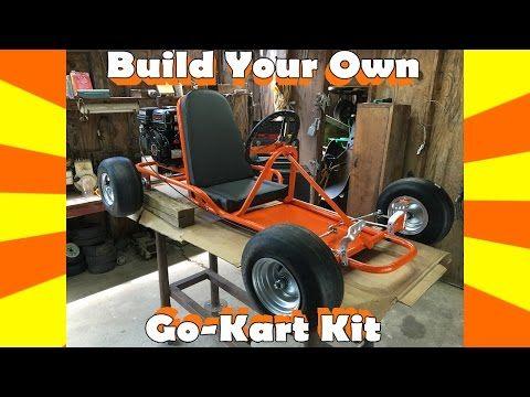Go kart kit build orange krate clone youtube hobim pinterest go kart kit build orange krate clone youtube solutioingenieria Gallery