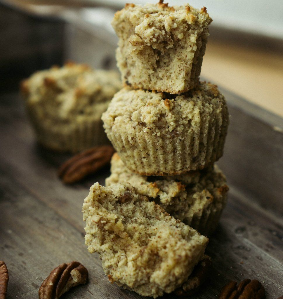 Legendary Foods Keto Pecan Pie Muffins by Keto Connect
