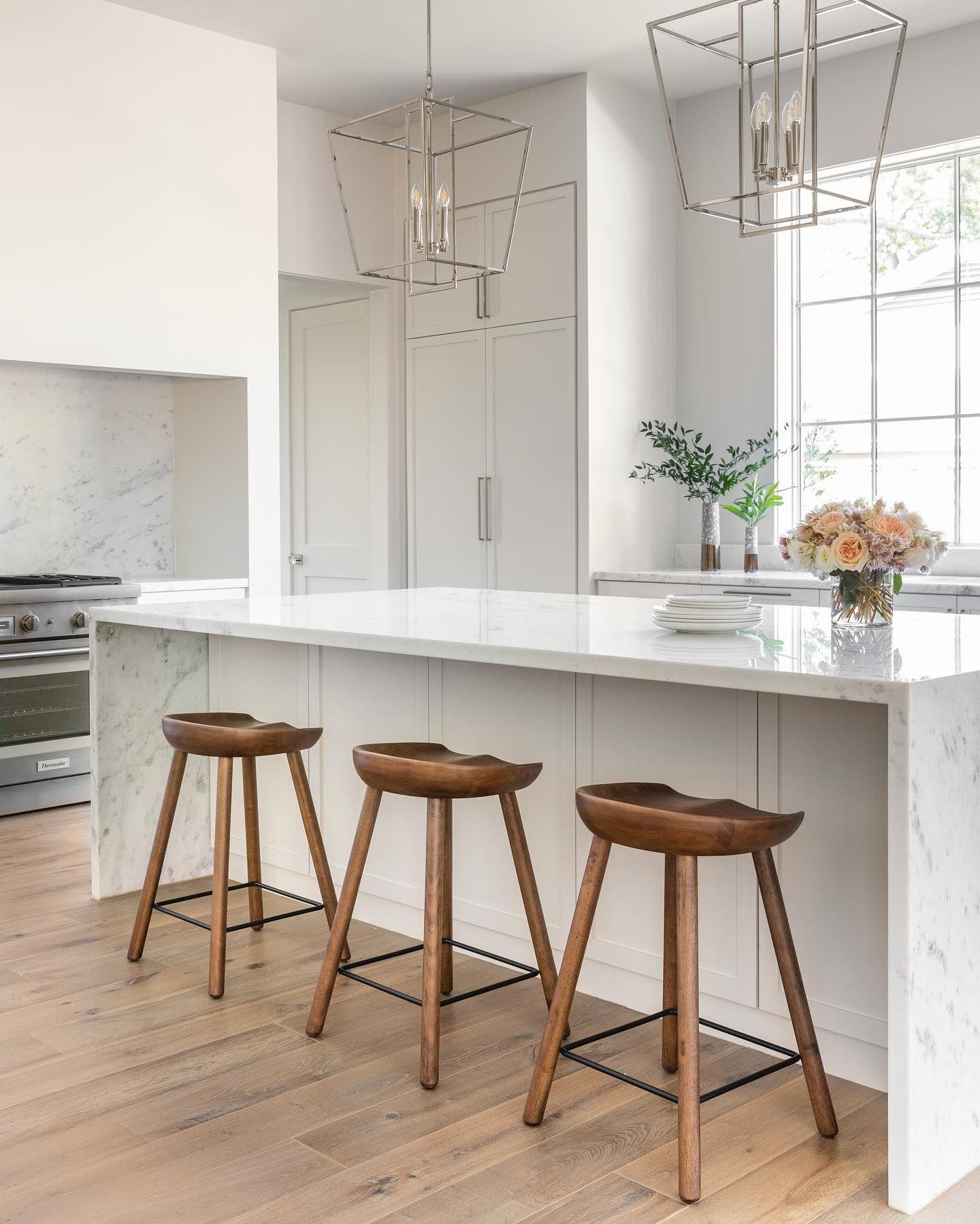 Barrett Counter Stool   White kitchen stools, Counter stools white ...