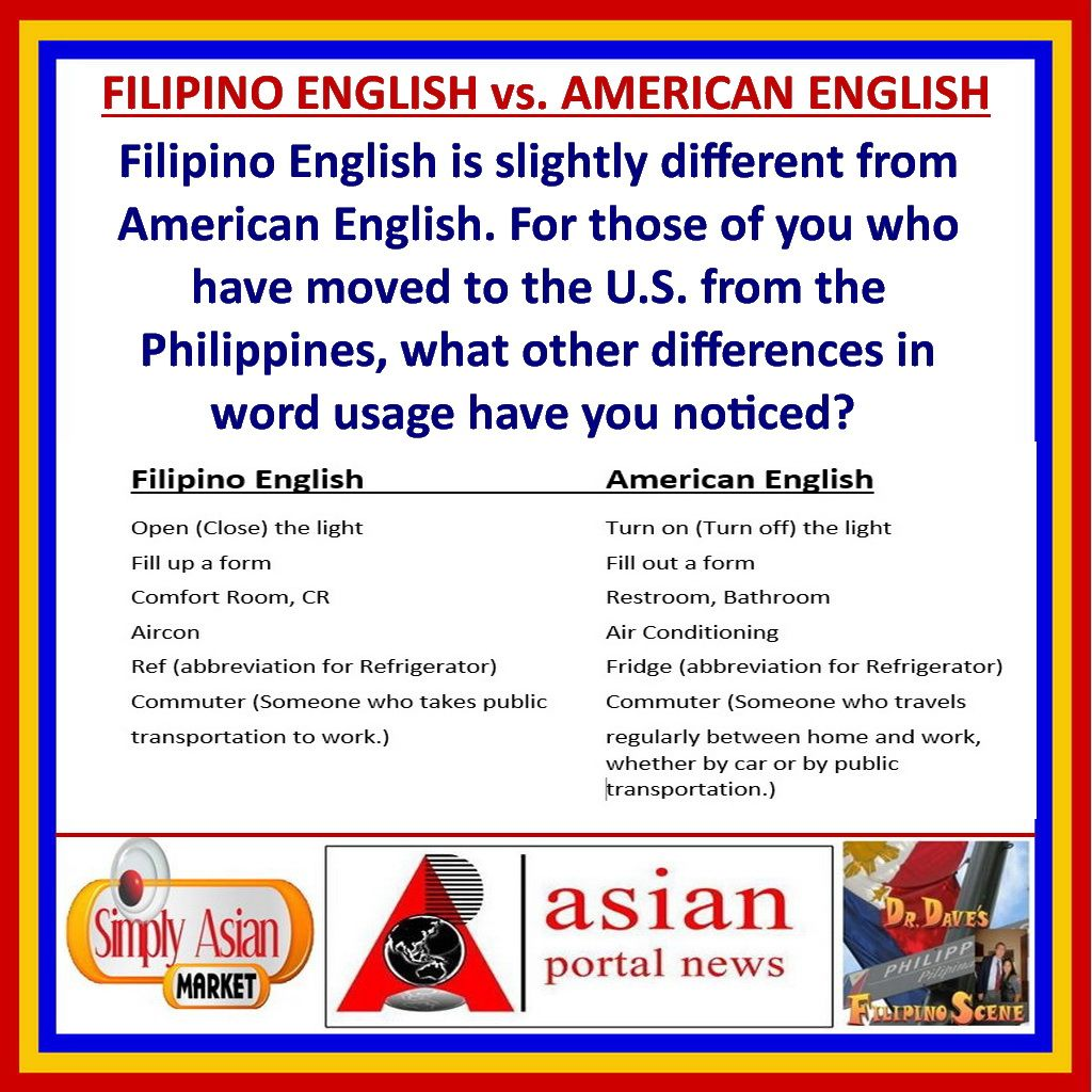 the english language in the philippines english language essay Certified by tesol asia, ielts, idp, tesda, and philippines english school offers english lesson 1on1 classes with native english teachers.
