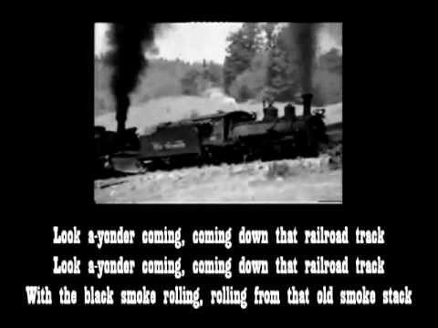 Train Whistle Blues Jimmie Rodgers With Lyrics Youtube