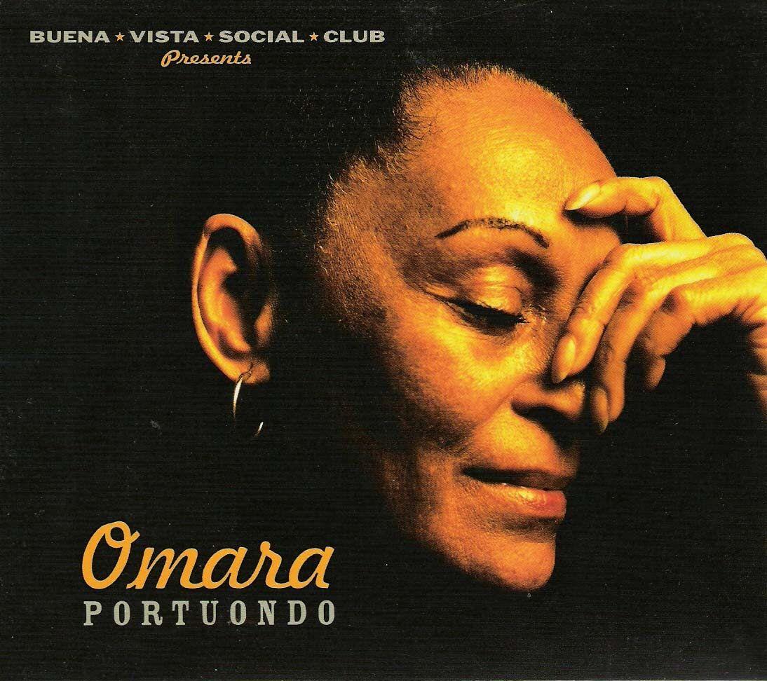 Omara Portuondo Vocals Buena Vista Social Club Presents Omara Port