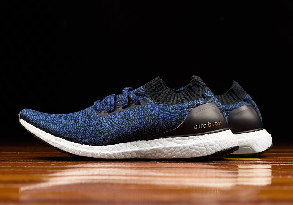 "newest 5be06 fcdcb ADIDAS ULTRA BOOST UNCAGED ""NAVY"" 