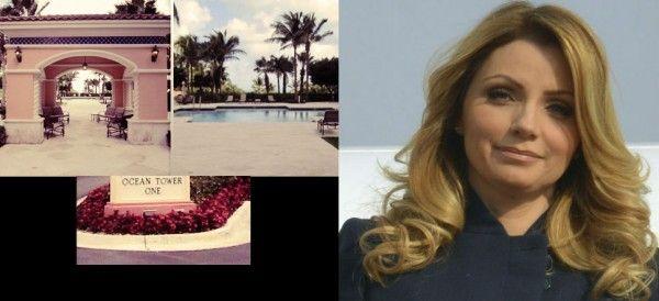Angélica Rivera creó empresa en EU para adquirir departamento en Miami