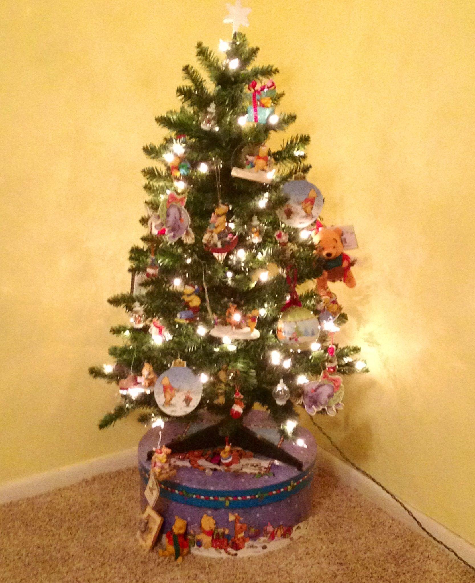 christmas treewinnie the pooh christmas tree
