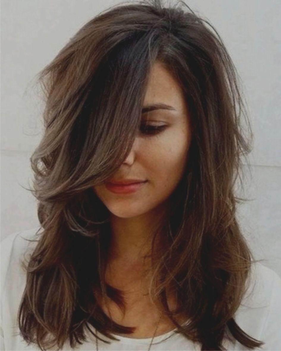 Verbazingwekkend Lang en warrig | Lang haar kapsels, Lang bruin haar, Lang haar stijl ER-48