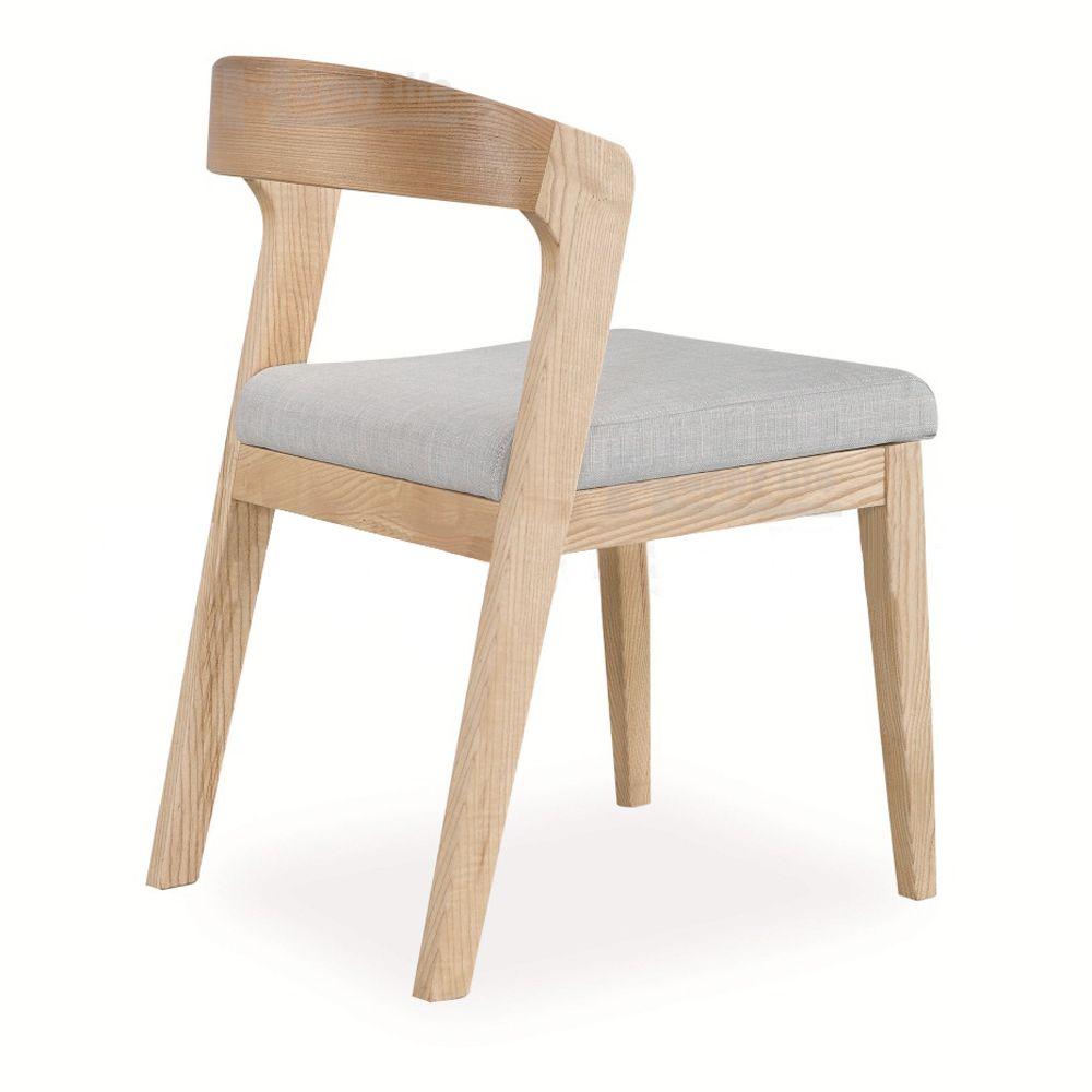 Hot Selling Commercial Solid Wood Restaurant Chair , Find Complete