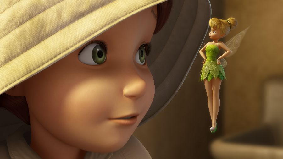 Tinker Bell and the Great Fairy Rescue | Amigas de