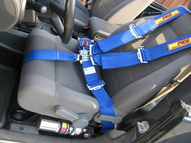 How To Install A 5 Point Harness In A Wrangler Jeep Wrangler