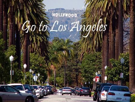 LA - can't wait to go back <3