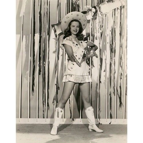 The Young u0026 Brunette Diana Dors wearing a cute cowgirl costume.  sc 1 st  Pinterest & The Young u0026 Brunette Diana Dors wearing a cute cowgirl costume ...