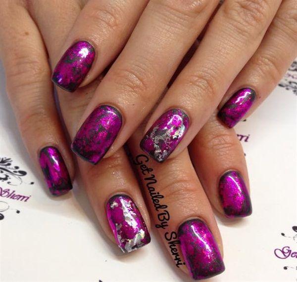 Day 146: Stylish Spring Nail Art | Spring nails, Nails magazine and ...