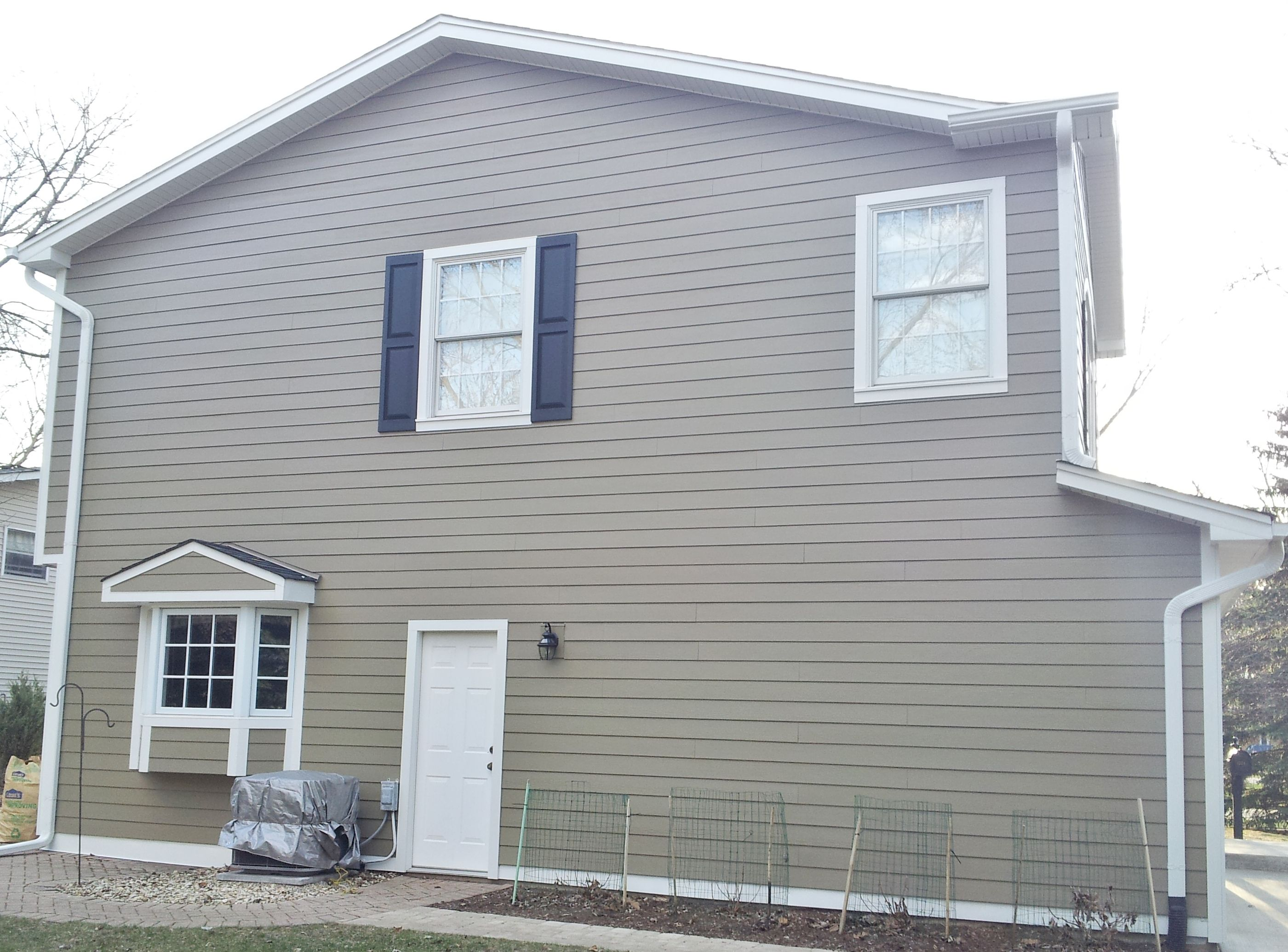 Siding Windows Roofing Contractors Naperville Il Exterior House Renovation House Exterior Hardie Siding