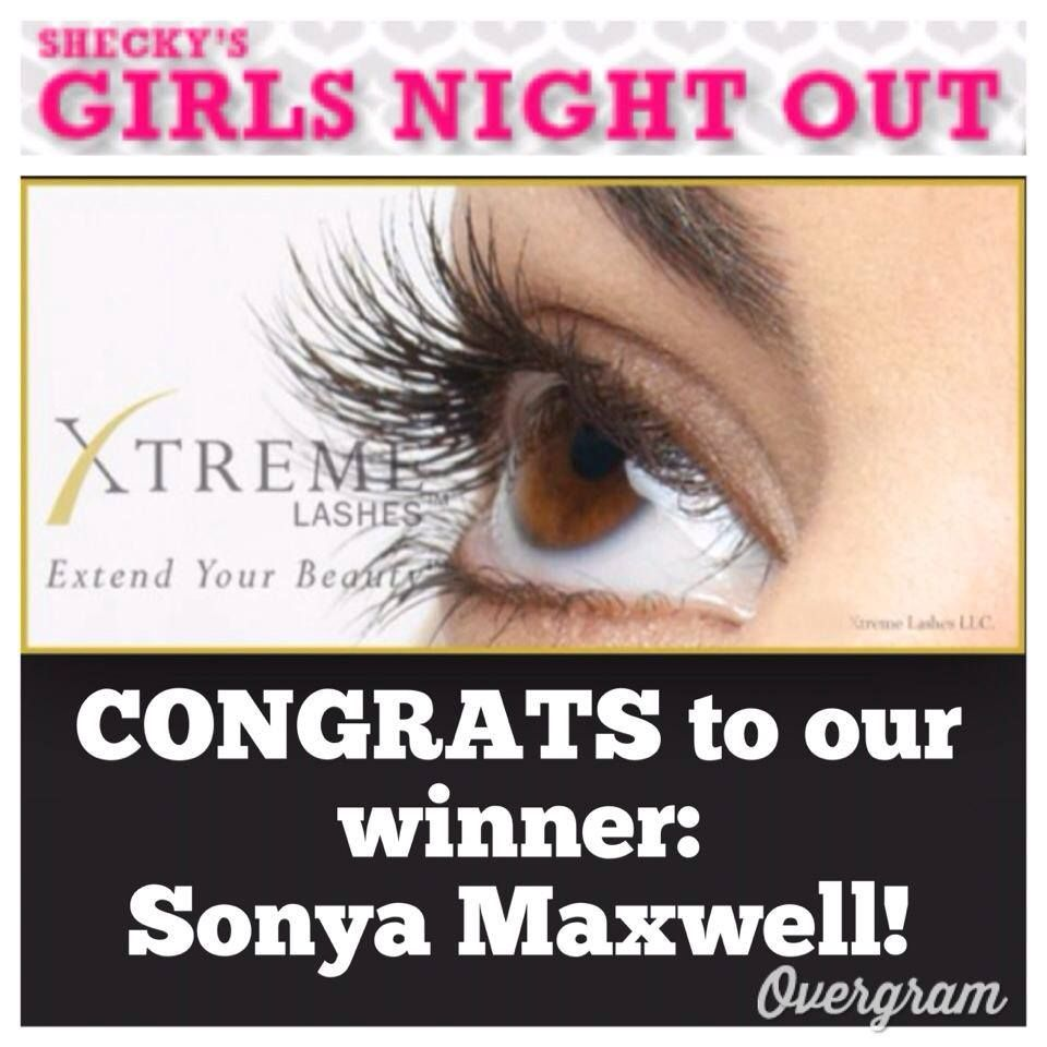 a8da7791ec9 Congrats to Sonya Maxwell for winning a full set of Xtreme Lashes valued at  $300! Call us to book your appointment! www.lashmoi.com #lashmoi