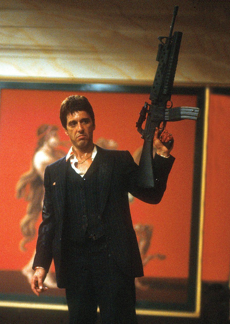 54ab7e1d7411ea The gun industry's lucrative relationship with Hollywood Фон, Вінтажні  Фільми, Фон Для Телефону,