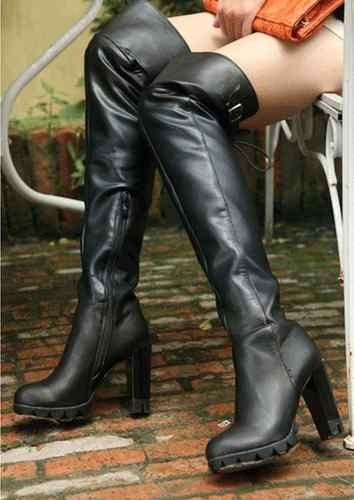 1000  images about Haute Thigh Boots For Hot Girls &lt3 on Pinterest