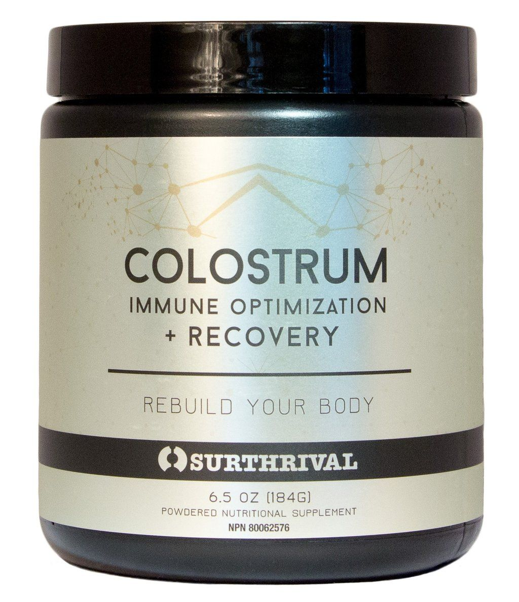 Colostrum (6.5oz, 184g) Blended drinks, Functional food