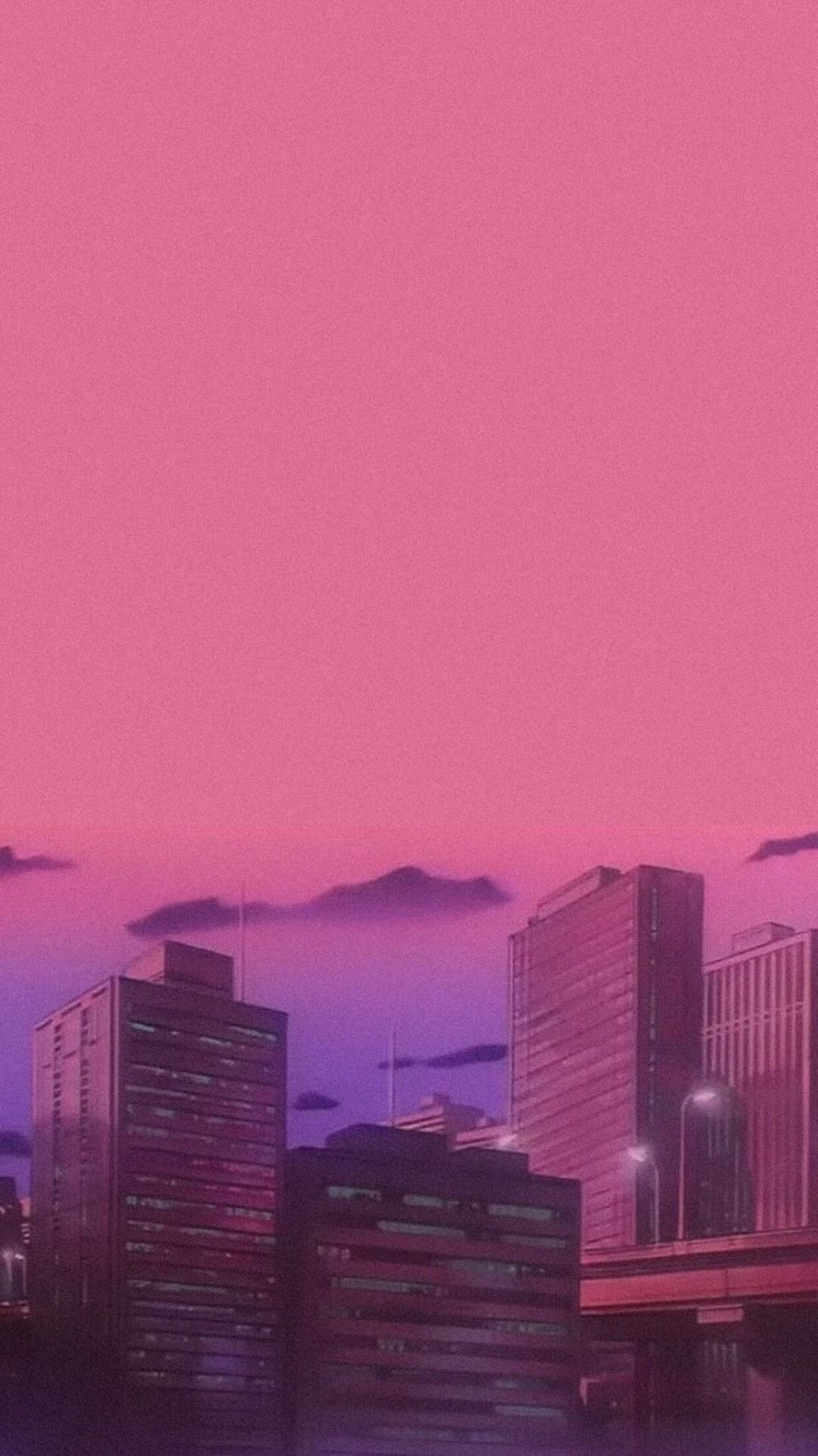 90s Anime Aesthetic Wallpaper In 2020 Pink Retro Wallpaper Aesthetic Wallpapers Retro Wallpaper