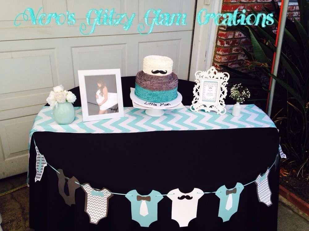 Fiesta Ideas Invitaciones Baby Shower.Little Man Baby Shower Party Ideas Photo 5 Of 34 Catch