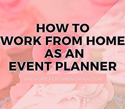 Photo of How to Work From Home as an Event Planner
