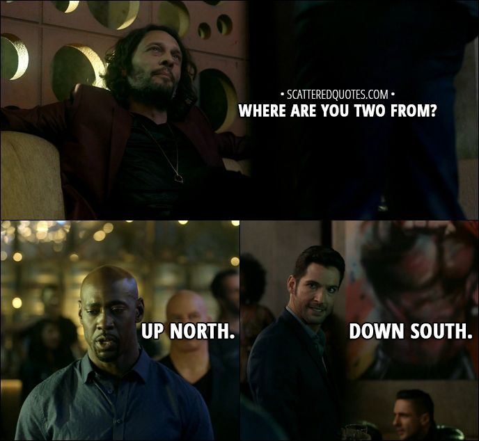 134 Best Images About Tom Ellis Lucifer Series On: 10 Best 'Lucifer' Quotes From 'City Of Angels?' (3x11