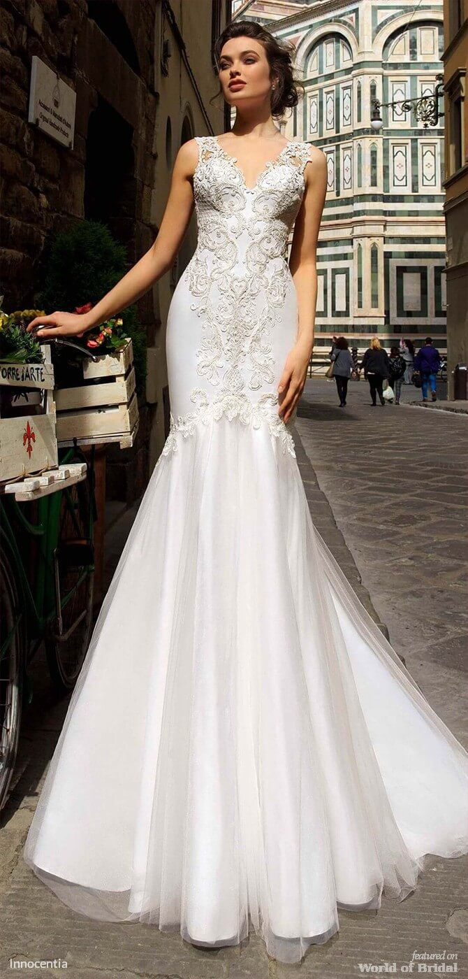 Innocentia fall wedding dresses