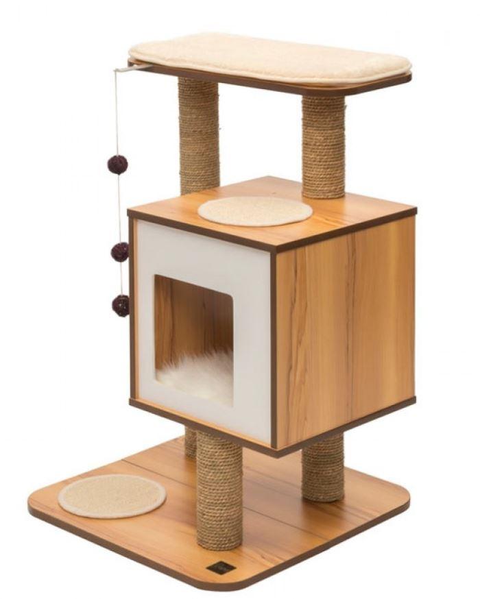 140 Ideas De Rascador Y Camas Para Gatos Casita Para Gatos Camas De Gato Muebles Para Gato