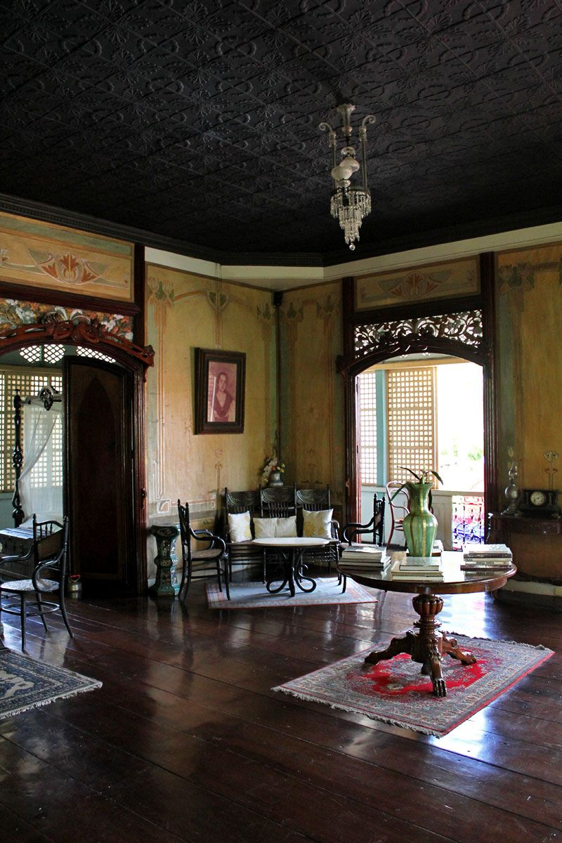 Be A Don And Dona For A Day At An Ancestral House In Taal Heritage