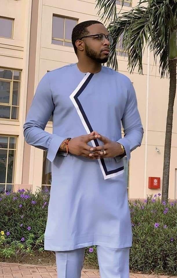 Épinglé par Merry Loum sur Men's Fashion | Mode africaine