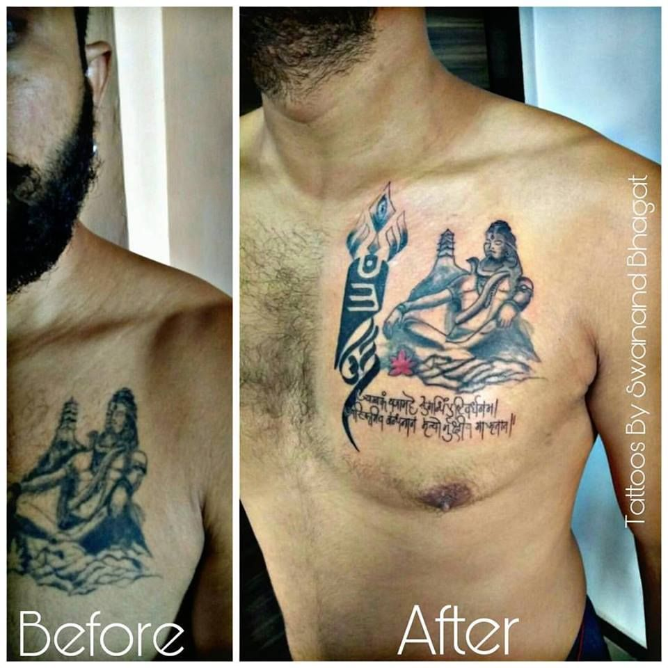 lord shiva touch up tattoo by swanand bhagat lord shiva mahamrutunjay mantra tattoos by. Black Bedroom Furniture Sets. Home Design Ideas