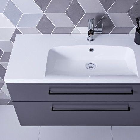 Scheme 800mm Isocast basin | Roper Rhodes | Loft en suite ...